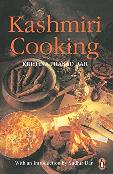 Kashmiri Cooking by [Dar, P Krishna]