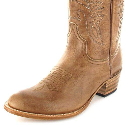 Sendra Boots , Bottes et bottines cowboy femme 023 Lavado