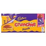 Cadbury Crunchie Biscuits, 130 g