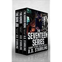 The Seventeen Series Short Story Collection 2: Seventeen Series Short Stories #4-6