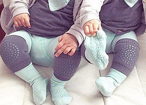 A-goo - Rodilleras para Gatear para bebé 3