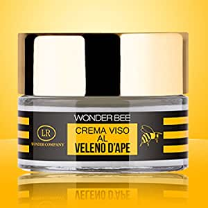 Wonder Bee Crema Viso Al Veleno D'ape 50ml