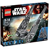 LEGO Star Wars - 75104 - Jeu De Construction - Kylo Ren's Command Shuttle