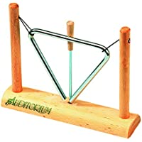 Gitre 733/L10 Dreieck Tischständer mit 10 cm