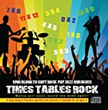 Times Tables Rock Audio CD. Maths will never sound the same again™.