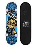 Vision Japan Style Serie Kiddy Skateboard Bleu 31'