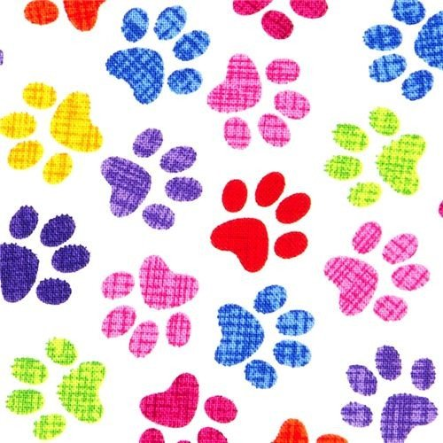 Toggles-Snow-Paws-Puppy-and-Dog-Bandana-Medium-Large