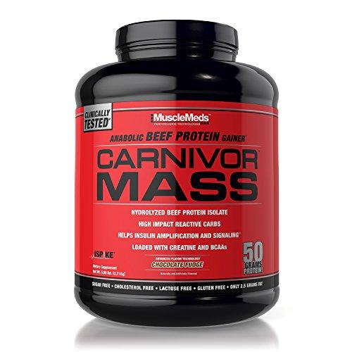 Musclemeds–Carnivor Mass (2.5kg) - 51IKezxh2wL