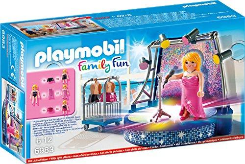 Playmobil 6983 - Disco mit Liveshow (Kind Disco Girl Kostüm)