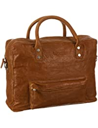 Bugatti Go West Business-Tasche, Querformat medium 49530907, Unisex-Erwachsene Messengertaschen 43x32x13 cm (B x H x T)