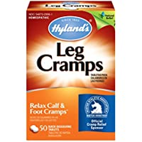 Hyland's Homeopathic Hyland's, Leg Cramps, 50 Tablets