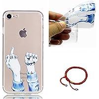 GOCDLJ Carcasa para iPhone 7 / iPhone 8, Funda para iPhone 7 / iPhone 8