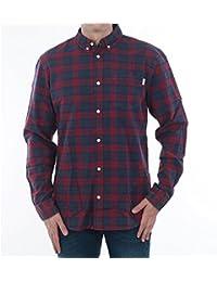 JACK & JONES Jorsilver Shirt LS, Camisa Para Hombre
