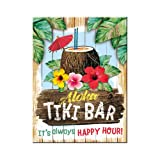 Nostalgic-Art 14366 Tiki Bar | Retro