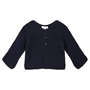 Absorba Boutique PJ Tricots, Chaqueta de Punto para Bebés