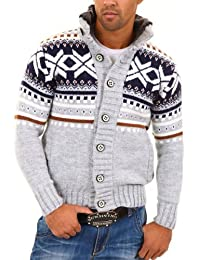 Carisma Strickjacke Norweger Pullover 7011