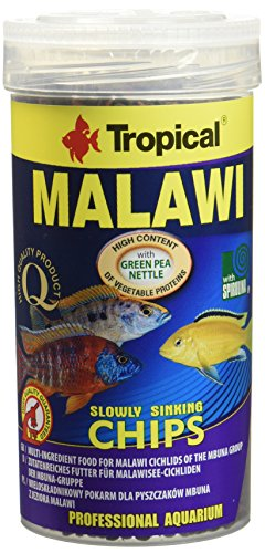 Tropical Malawi Mbuna Chips Special for Malawi slowly sinking - Multi-ingredient food for daily feeding 250ml/130g 1