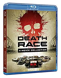 Death Race Collection 1-4 (4 Blu-Ray)