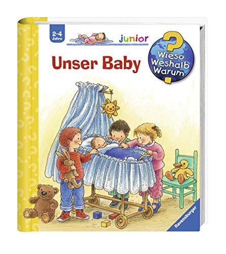 Produktbild Unser Baby (Wieso Weshalb Warum junior, Band 12)
