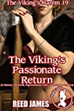 The Viking's Passionate Return (The Viking's Harem 19): (A Harem, Werewolf, Supernatural, Fairy, Submission Erotica)