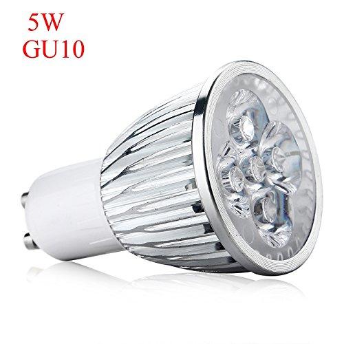 Foco LED de 5 W GU10 para lámpara de casa