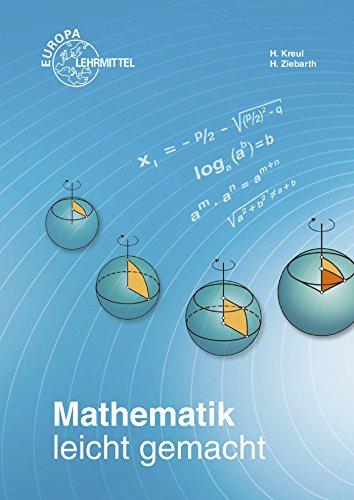 Mathematik leicht gemacht (PDF)