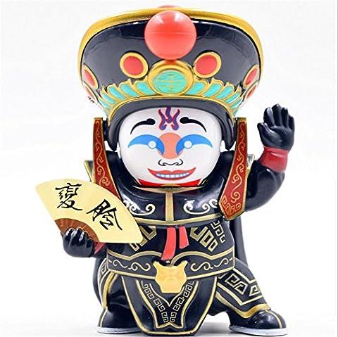 WGE Sichuan Opera Face Maske Puppe Maske Klein Spielzeug Souvenirs Chinesische Spezial Geschenke Kinder Spielzeug