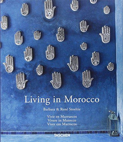 Portada del libro Living in Morroco