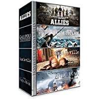 Coffret guerre : ALLIES + GALLIPOLI + SOUS LA VILLE + END OF WAR