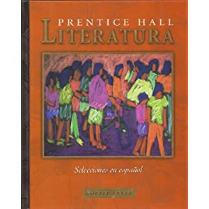 Prentice Hall Literatura: Copper Level