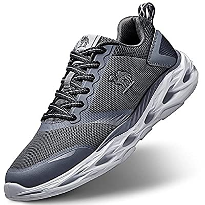 Camel Trainers Men Trail Running Shoes Lightweight Shockproof Fashion Sports Athletic Sneakers for Gym Walking Plus Size