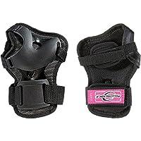 Rollerblade donna bladegear w Wristguard Inliner Protezioni per polsi, Donna, 06311800 N41, nero/viola, S