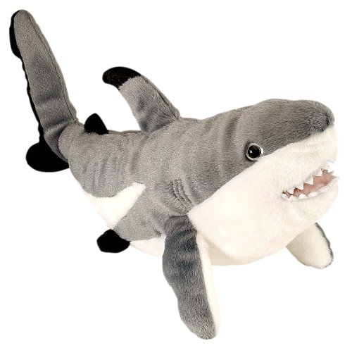 Wild Republic Europe ApS 38cm Cuddlekins Shark Black Tipped