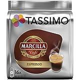 Capsulas Tassimo Marcilla Café Expresso 80 bebidas NOVEDAD