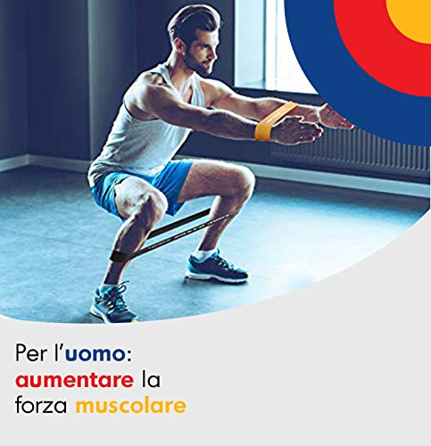 Zoom IMG-3 sports elastiche fitness banda elastica