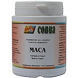 Maca gesunde Landwirtschaft premium, 500 mg 120 Kapseln, peruanischer Ginseng körperliche Leistungsfähigkeit Libido Menopause