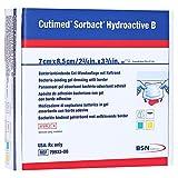 CUTIMED Sorbact Hydroactive B Gel-V.7x8,5 cm haft. 10 St Kompressen