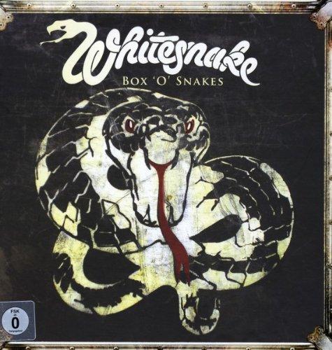 Whitesnake: Box 'O' Snakes: The Sunburst Years 1978-1982 (Audio CD)