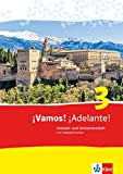¡Vamos! ¡Adelante! / Vokabel- und Verbenlernheft mit Vokabeltrainer: Spanisch als 2. Fremdsprache