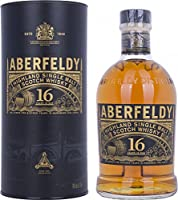Aberfeldy 16 Year Old Single Malt Scotch Whisky 70 cl by Aberfeldy