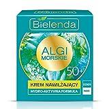 Bielenda Algae Moisturizing Face Cream 50ml Age 50+ for Every Type of Mature Skin