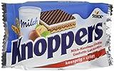 Knoppers, das Frühstückchen - und alles ist drin! Knoppers 24x1er - 24 x (25g) -
