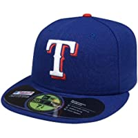 MLB Texas Rangers Authentic On Field Game 59FIFTY Cap, Royal