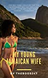 Book cover image for My Young Jamaican Wife