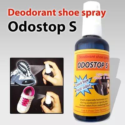 déodorants & antisudorifiques frais odostop S Sport Déodorant, désodorisants pour chaussures pieds odeurs pour chaussettes, Golf, Tennis, badminton, Football, Baseball
