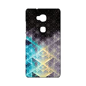 BLUEDIO Designer Printed Back case cover for Huawei Honor X - G0123
