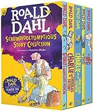 Roald Dahl's Scrumdiddlyumptious Story Collec