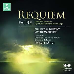 Fauré: Requiem; Cantique de Jean Racine
