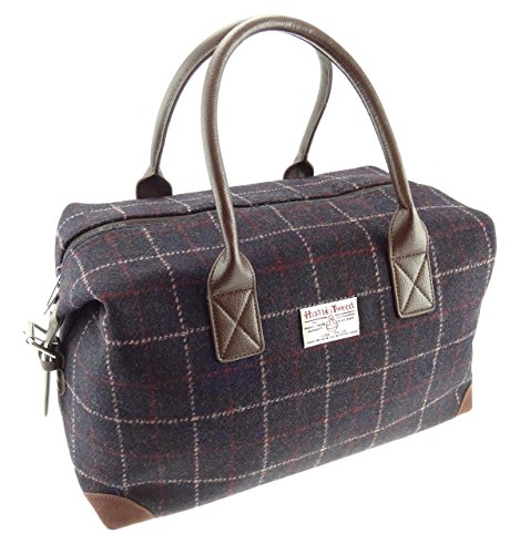 Harris-Tweed-Holdall-Unisex-Bag-LB1006-COL39