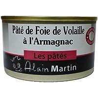 ALAIN MARTIN Pâté de Pur Foie de Volaille à l'Armagnac -